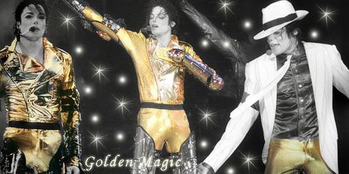 michael Jackson <3 gold pants ;)