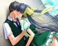 more high school kissing - anime101 photo