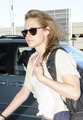 pics of Kristen at the airport in Montreal - twilight-series photo