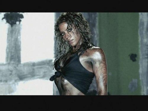 Shakira breast