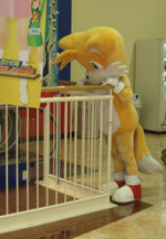 tails looks cute!