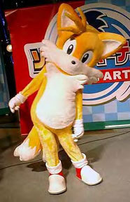 tails the vos, fox