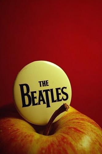 the Beatles randomness.♥