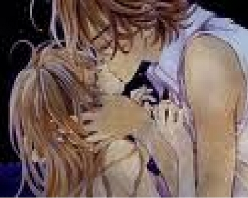 wow kissing - anime101 Photo