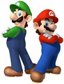 Bros stand tall - mario photo