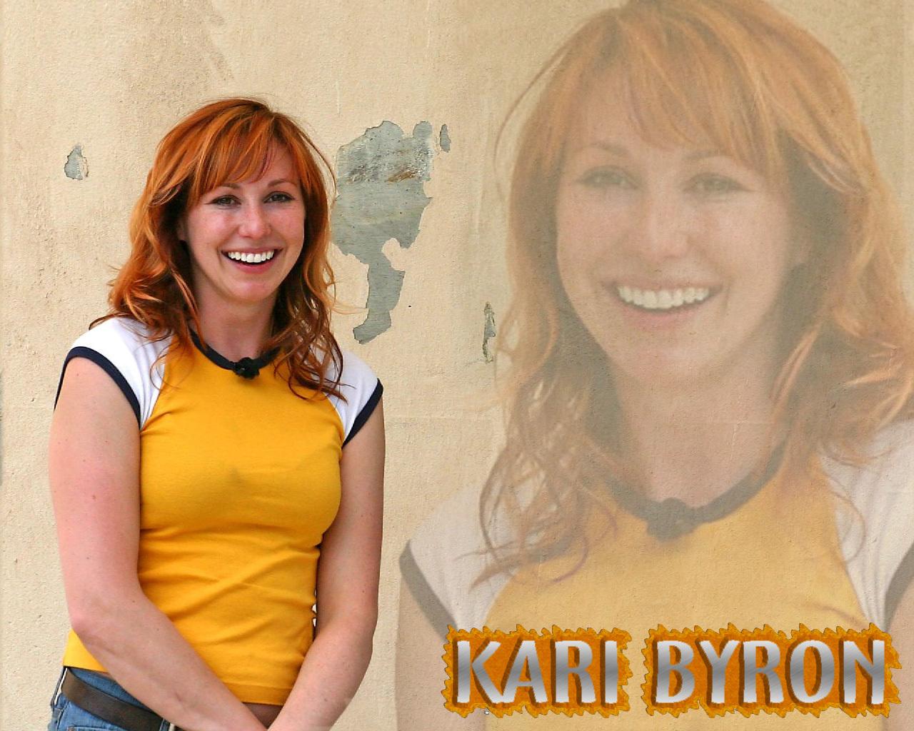Kari Byron