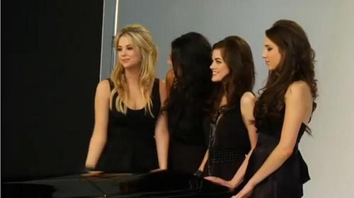 Promotional Photoshoot (Behind The Scenes)