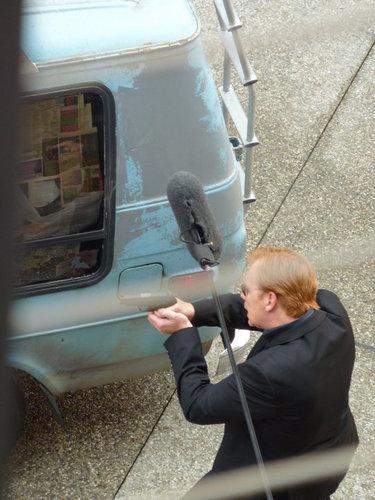 9.04-Manhunt-Set photos