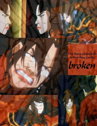 About Azula what happend with she?