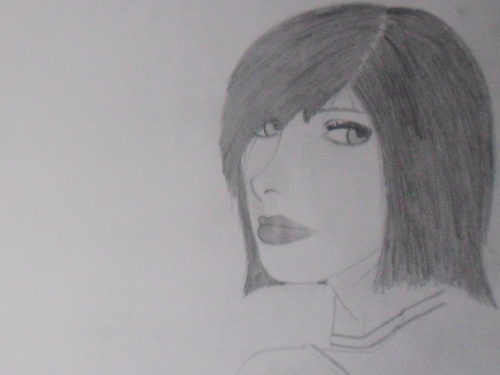 Alice Cullen Drawing
