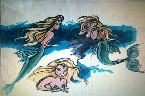 Ariel's Original Design