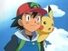 Ash and Pikachu - pikachu icon