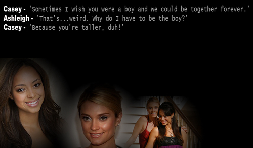 Ashleigh and Casey