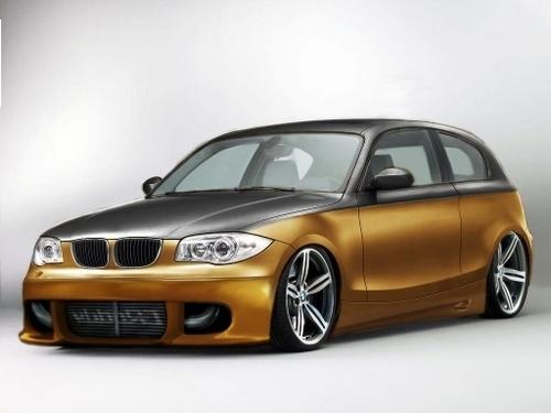 BMW wallpaper called BMW 130 Ci TUNING