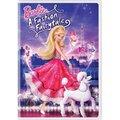 Barbie A Fashion Fairytale DVD cover