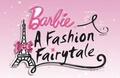 Barbie A Fashion Fairytale logo!