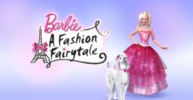 Cover Of Fairy Tale Fashion Dress