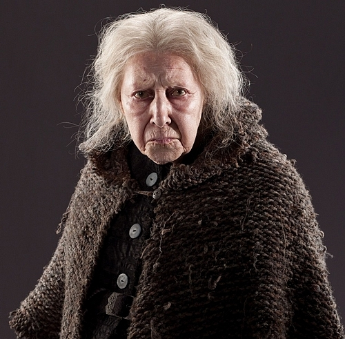 Bathilda Bagshot Deathly Hallows