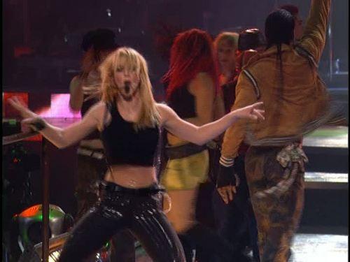 Britney Spears wallpaper entitled Boys [Live From Las Vegas]
