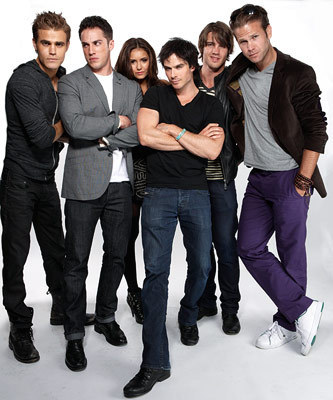 Boys of TVD<3