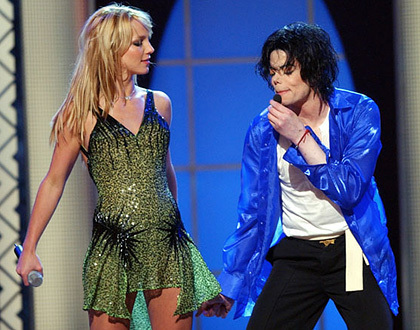 Britney and Michael <3
