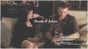 Brooke and Julian ♥