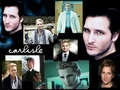 Carlisle/ Peter montage wallpaper - carlisle-cullen photo