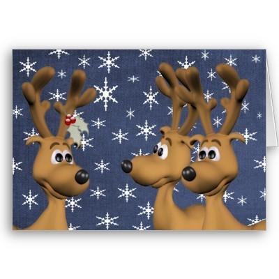 圣诞节 Reindeer 图片