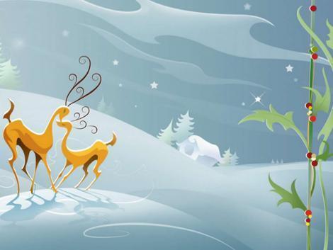 Christmas Reindeer تصاویر