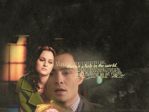Chuck & Blair <3<3
