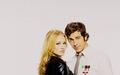 chuck - Chuck & Sarah wallpaper