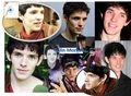 Colin Collage - colin-morgan fan art