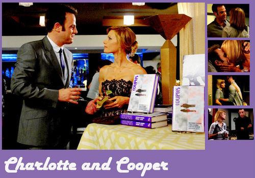 Cooper and شارلٹ