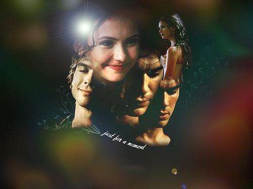 Damon & Elena <3<3