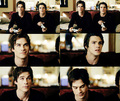 Damon & Jeremy!! Bonding over video games<3