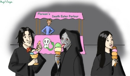Death eaters and ice cream