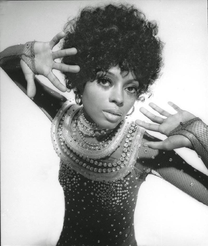 Diana Ross - Photo Set