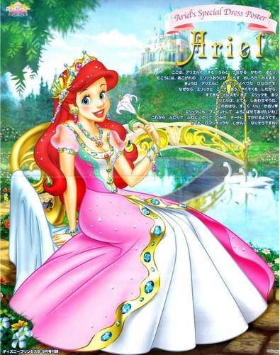 Disney Princess-Ariel