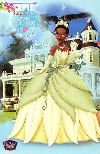 disney Princess-Tiana