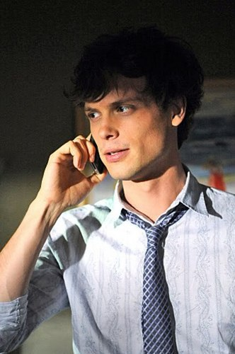 dr. spencer reid wallpaper titled Dr. Reid, Season 6