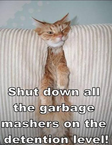 Episode IV Turn Off The Garbage Smashers!