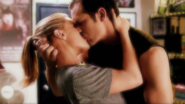 Eric & Sookie - The Kiss