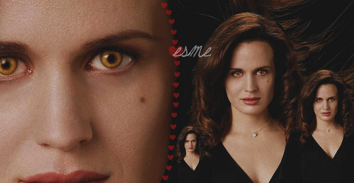 Esme Cullen Eclipse shabiki Art-X