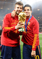 G&amp;C - gerard-and-cesc photo