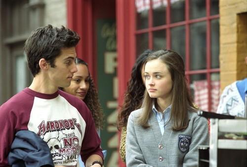 Gilmore Girls 2x21 Stills