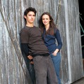 Gilmore Girls s3 Promotional - milo-ventimiglia photo