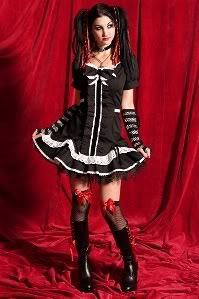 गॉथिक Lolita