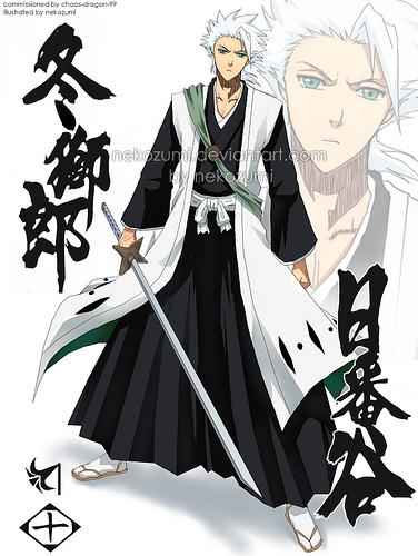 Grownup Hitsugaya