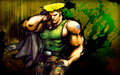 Guile - street-fighter photo