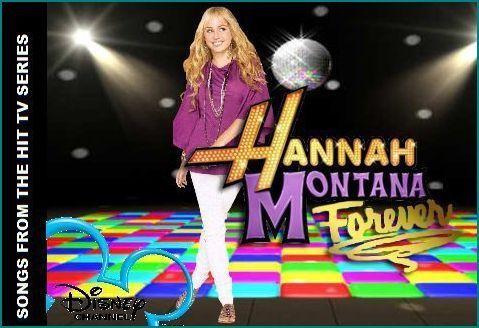 Hannah Montana Series